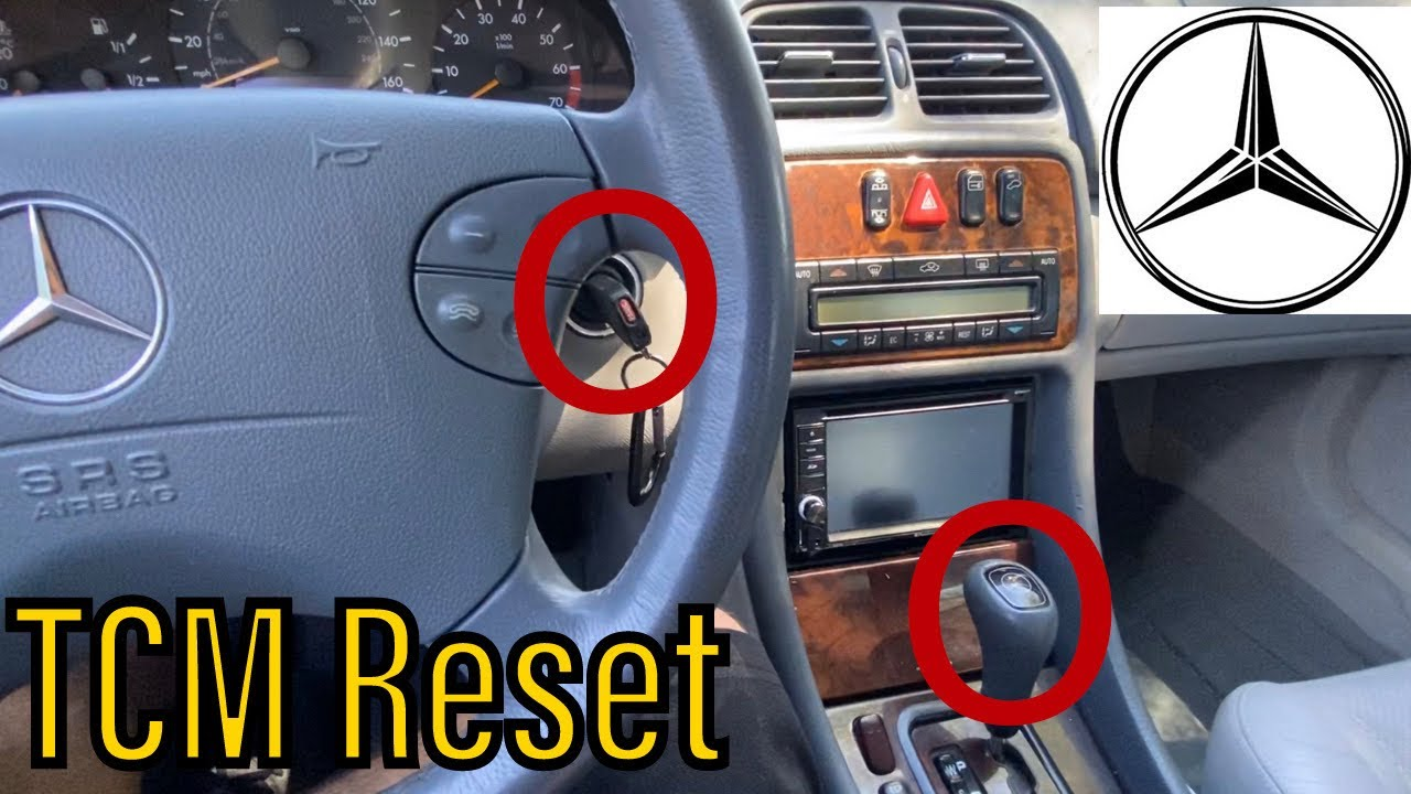 How To Reset TCM Transmission Control Module In Your ...