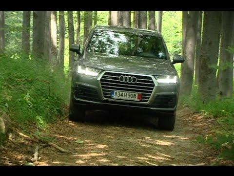 Господин Всезнайко: тестваме новото Audi Q7