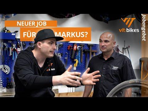 Markus verlässt vit:bikes