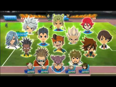 Wii イナズマイレブン ストライカーズ PV2 - YouTube