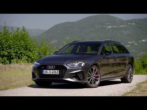 Audi S4 Avant TDI Design in Daytona Grey