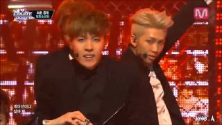 BTS - Boy in Luv MCD Comeback Stage + Fanchant