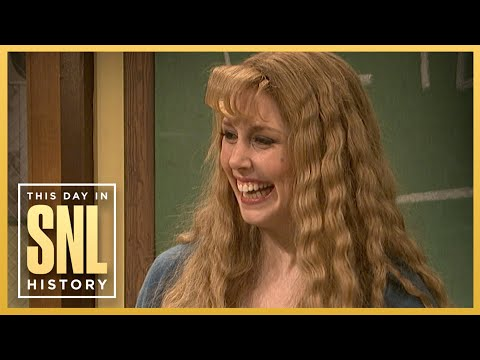 This Day in SNL History: Poetry Class