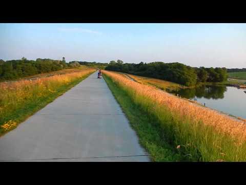 АМЕРИКА #228 Американские парки Zorinsky Lake Park Omaha