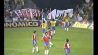 Eliminatórias Copa 1990: Brasil 1x0 Chile (1989)
