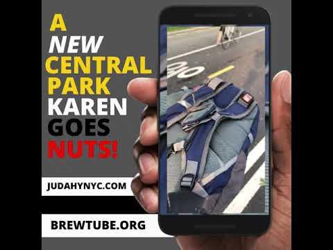 Central Park Karen Goes Nuts (Mothers Day)