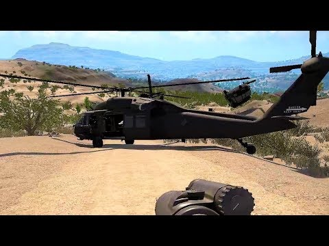 SQUAD HELICOPTER MOD!!! - Squad Mods