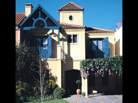 10 fachadas de casas bonitas youtube - Fachadas casas de pueblo ...