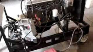 land cruiser 2f engine rebuild engine test machine