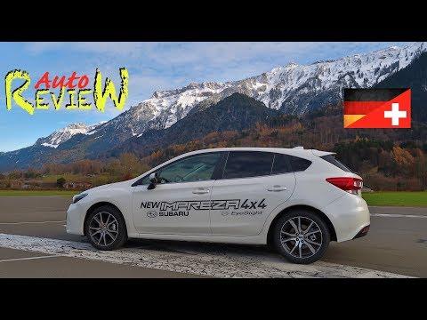 2018 Subaru Impreza 2.0i AWD Swiss Plus   AutoReview   Schweiz   Episode 63 [DE]