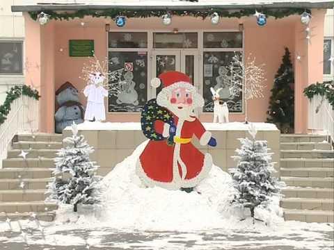 Новогоднее оформление школы своими руками фото фото 536