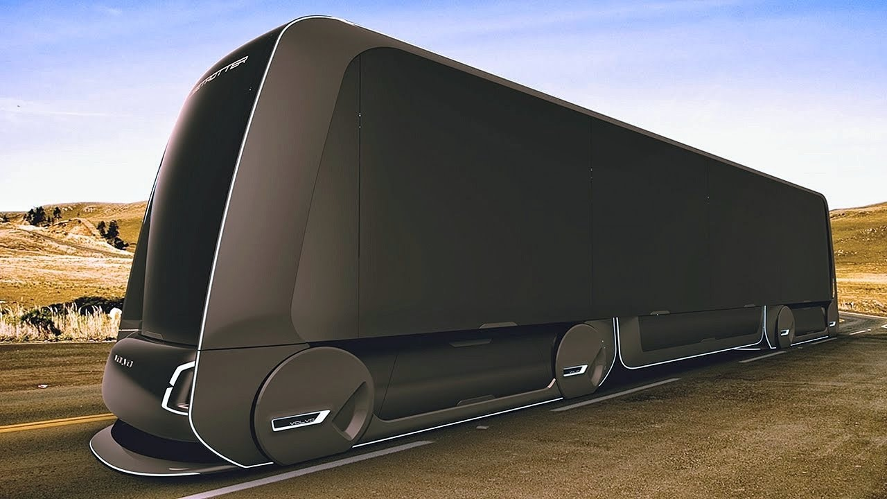 6 Future Trucks & Buses