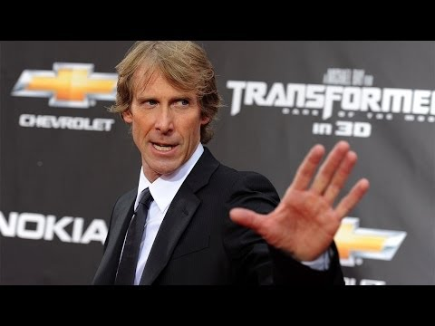 Michael Bay Freaks Out at Samsung's Press Conference - CES 2014