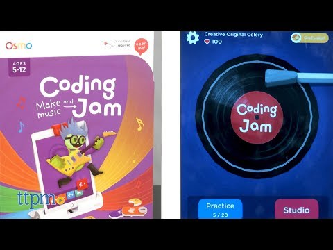 Coding Jam from Osmo