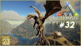 ARK: Olympus • Drachen - Wyvern zähmen! • #32 [Let's Play/Deutsch] Dragonpunk