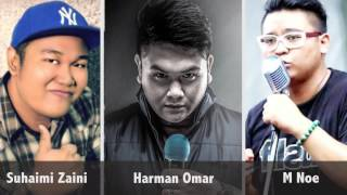 Mawi & Hazama feat Daly Filsuf - Al Nuraa (Cover By Harman Omar & Suhaimi Zaini Feat M Noe)
