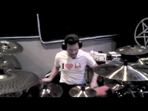 ANTHRAX - Drum Burst (OFFICIAL VIDEO)
