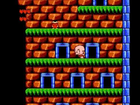 NES Longplay [410] Bonk's Adventure