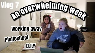 AN OVERWHELMING YET EXCITING WEEK!!! Vlog 7 | Syd and Ell