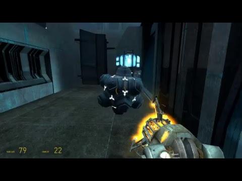 Half Life 2 Episode one pt 1