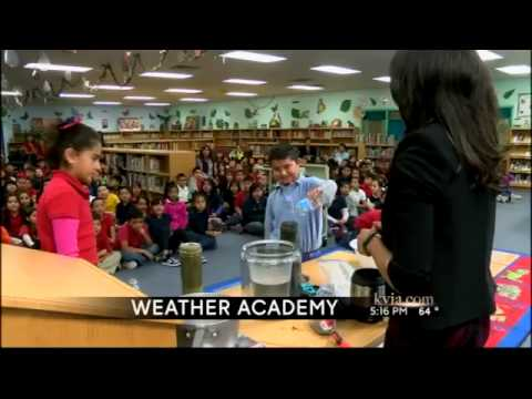 ABC-7'S Weather Academy: Red Sands elementary school