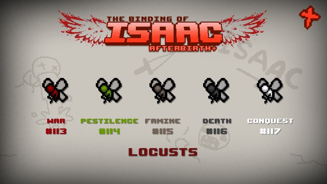 Locust of War - Binding of Isaac: Rebirth Wiki