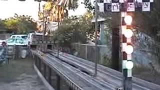 Belt Sander Racing At The Gaff In Port Aransas, Tx