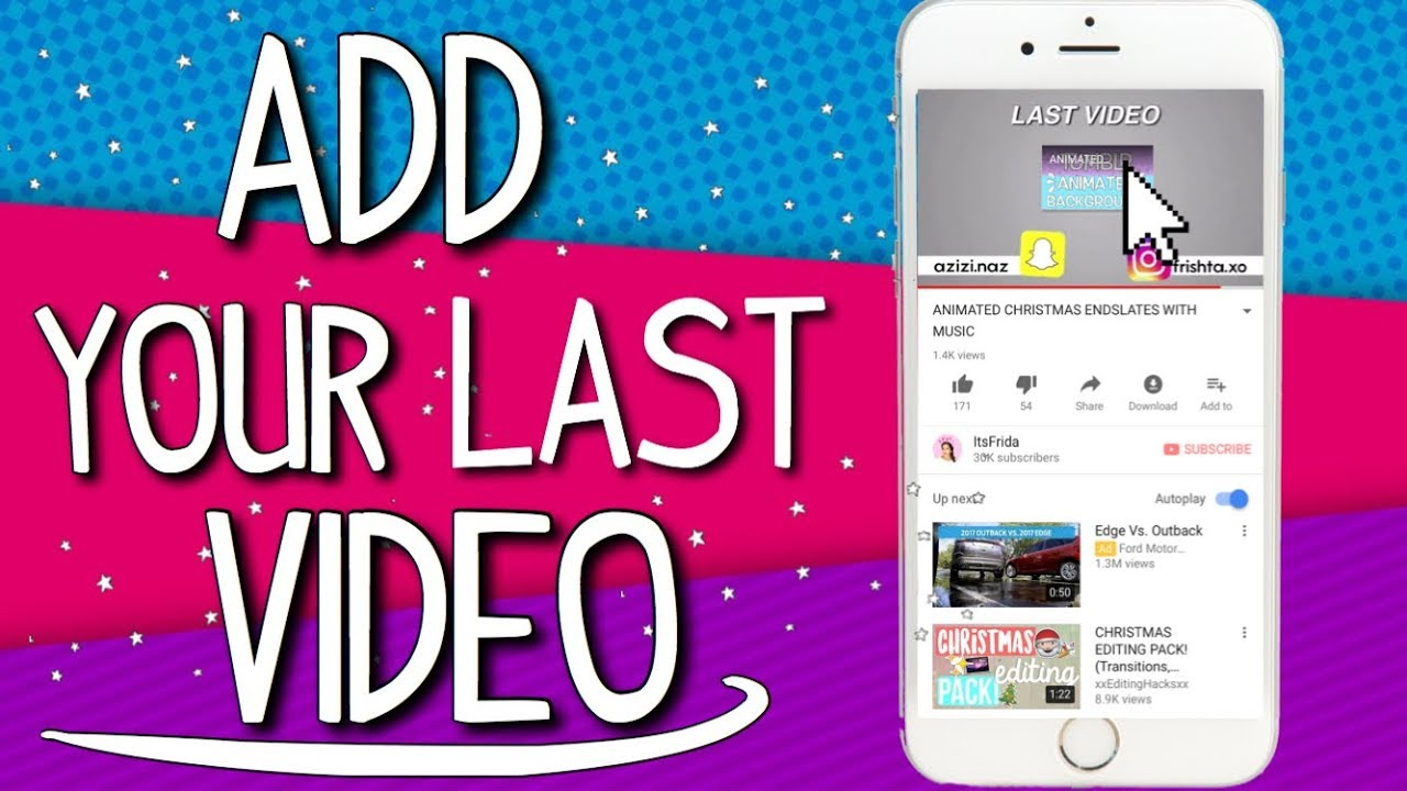 how to add videos to youtube from iphone