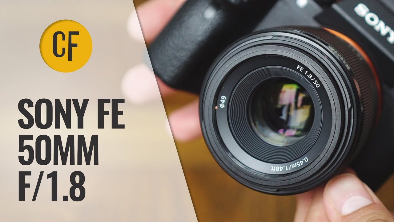 Beautiful Sony FE 50mm F/1.8 Lens Review With Samples (Full Frame And APS C)