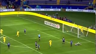 Металлист - Черноморец - 3:1. Обзор матча