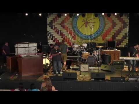 2015 Choctaw Nation Labor Day Festival Gospel Singing