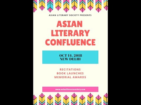 1st Asian Literary Confluence 2018