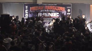 Martyr 061 At Medan Hardcore Fest 2015