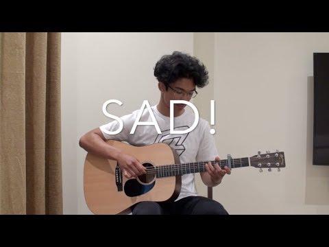 SAD! - XXXTENTACION - [FREE TABS] Fingerstyle Guitar Cover