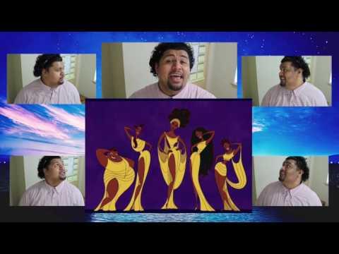 13 Disney Song Mashup Part 2 by Tyler Mauga