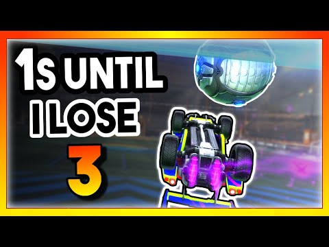 Full Field Pinch | 1's Until I Lose Ep. 3 | Rocket League thumbnail
