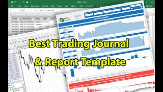 Trading Journal Template | Forex Trading Dashboard