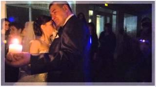 Свадьба Челябинск_ 01_12_2012 Танец Молодых Свечи