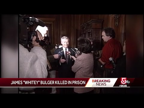 Infamous Boston mobster James 'Whitey' Bulger killed in prison