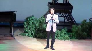山田直毅先生 青春の旅立ち
