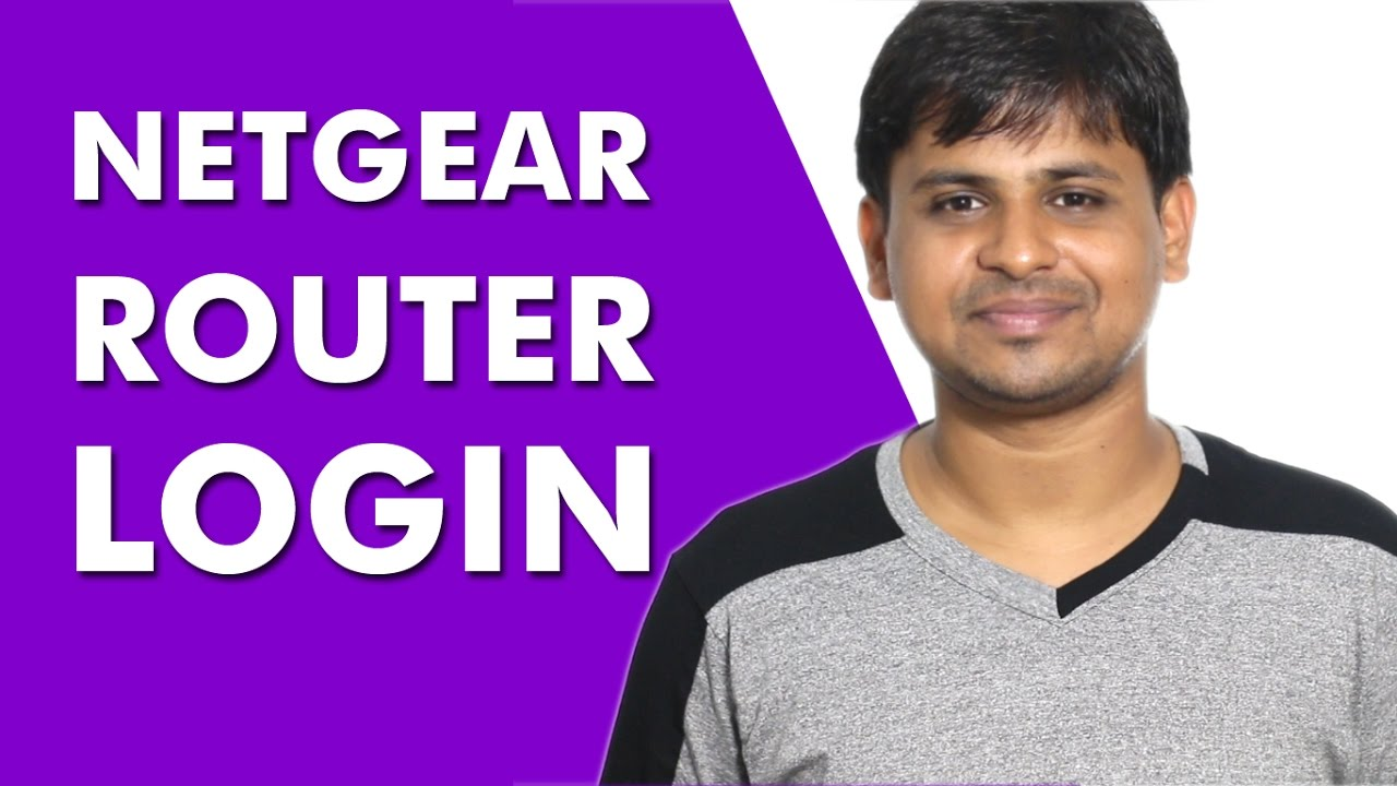 How to Login to Netgear Router?