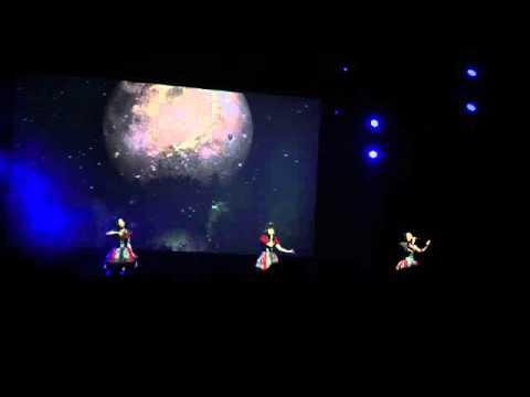 Kalafina - Manten (満天) LIVE @ AnimagiC 2012