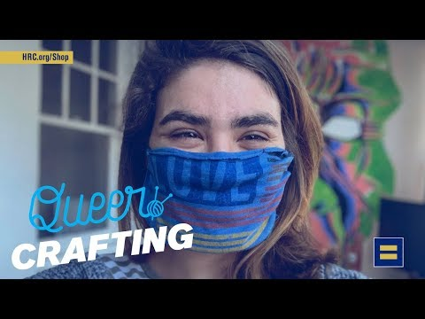 Queer Crafting: How to Make Homemade Masks from YouTube · Duration:  2 minutes 48 seconds