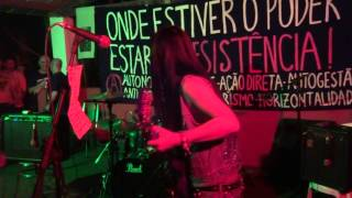 SETE STAR SEPT - SÃO CAOS FESTIVAL 2, BRASIL - 10.10.15