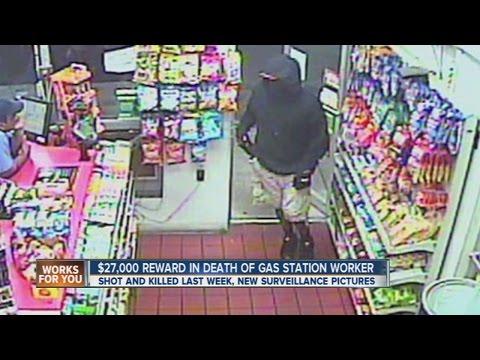 $27K reward offered for information regarding murder of gas station employee