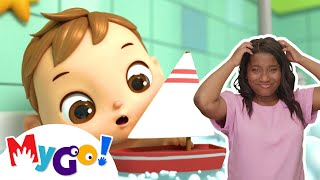 Bath Song | +More Baby Songs | ASL - American Sign Language | Little Baby Bum