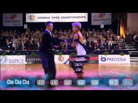 2012 GrandSlam Latin Stuttgart | The TV Highlight