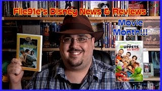 File91e's Disney News & Reviews MOVIE MAY!!! (Moon Pilot (1962) & Muppets Most Wanted )