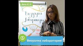 Limacon практическо обучение: Визуална лаборатория с Роси Христева