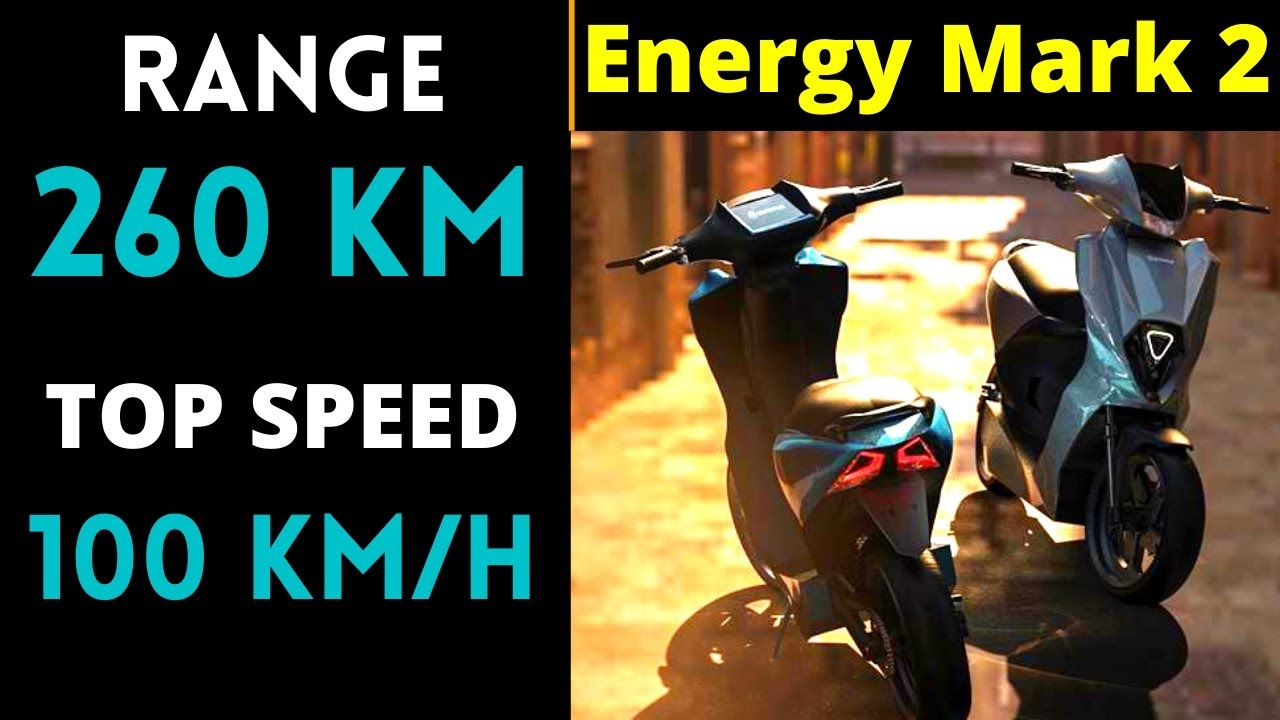 Upcoming Electric Scooter in India 2021 - Simple  Mark 2